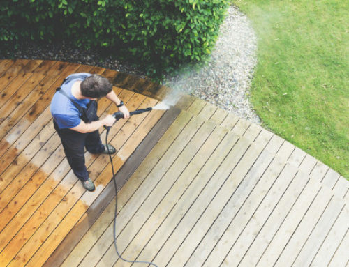 Get Your Property Looking Good for Thanksgiving with Our Pressure Washing Lakeland Service