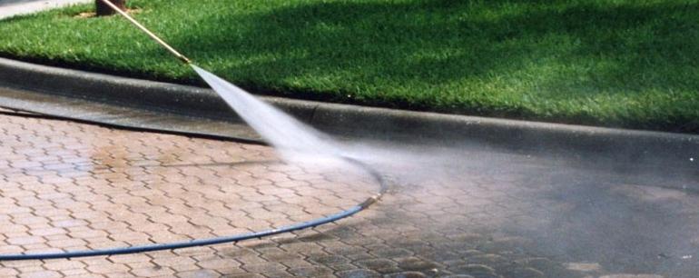 Pressure Washing in Lakeland
